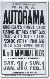 The History of The Michigan Hot Rod Association