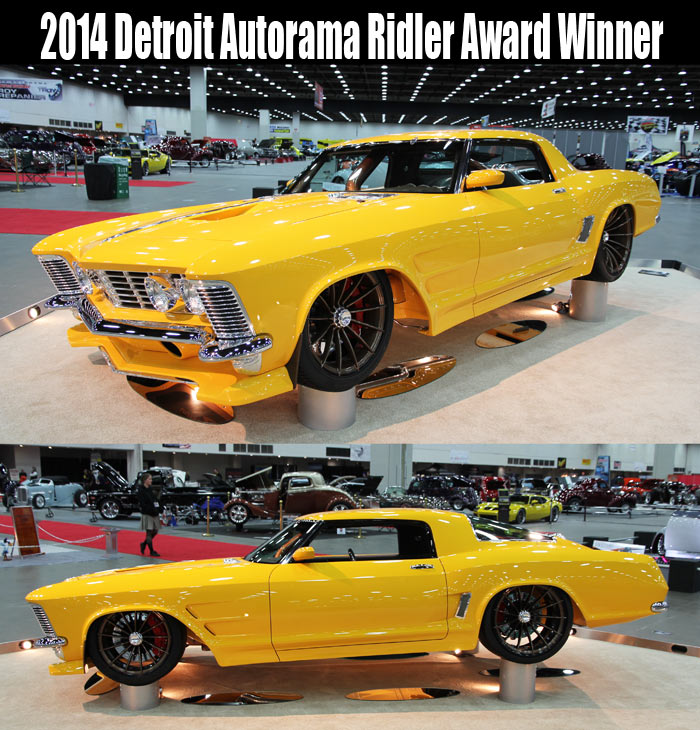 Winners Of The 2018 Dupont Columbia Awards: The Detroit AutoRama Ridler Award Winners